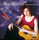 Sharon Isbin's Greatest Hits cover