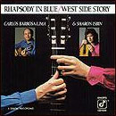 Rhapsody in Blue, West Side Story cover