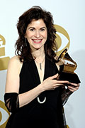 Sharon's 2010 GRAMMY, Staples Center, Los Angeles