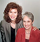 Sharon Isbin with Joan Baez