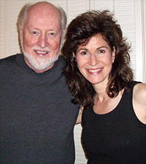 Sharon and John Williams, 2007