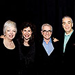 Thelma Schoonmaker, Isbin, Scorsese, Howard Shore, Photo David Fox