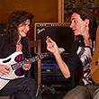 Isbin, Steve Vai, Photo Afshin Javadi